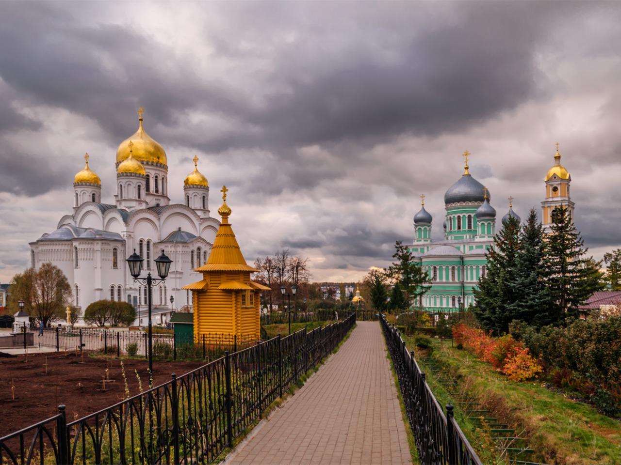 Дивеево - побывать хотя бы раз! - индивидуальная экскурсия по Нижнему Новгороду от опытного гида