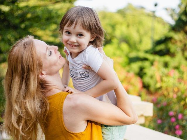 Семейная фотосессия в Адлере