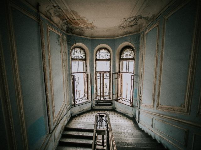 Лабиринты Петроградской стороны
