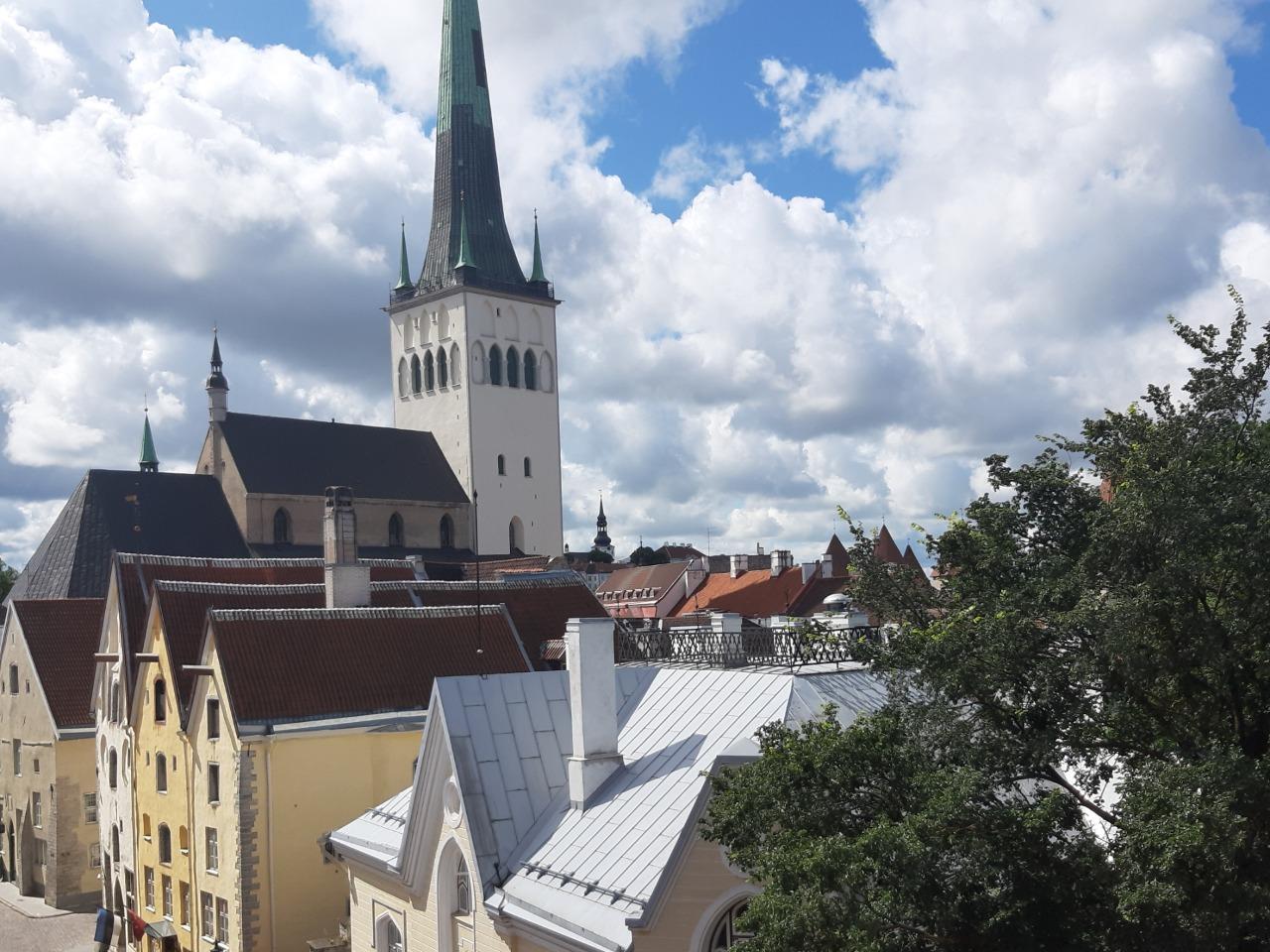 Таллин — средневековая столица Европы - индивидуальная экскурсия в Таллине от опытного гида