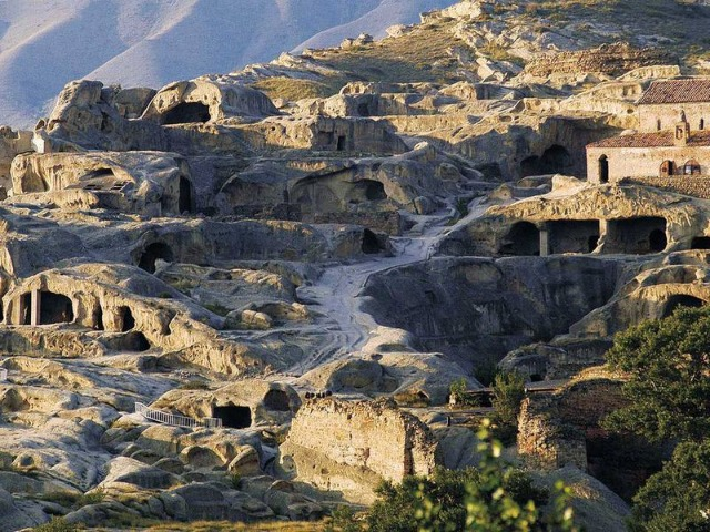 Тбилиси, сакральная Мцхета и пещерный Уплисцихе