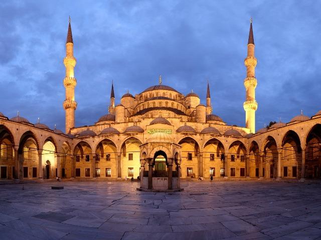 Стамбул за несколько часов