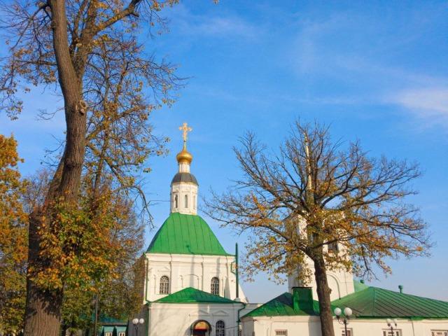 Владимир - уютный город с древнейшей историей