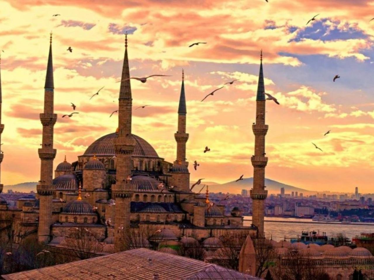 Визитные карточки древнего Стамбула - индивидуальная экскурсия в Стамбуле от опытного гида