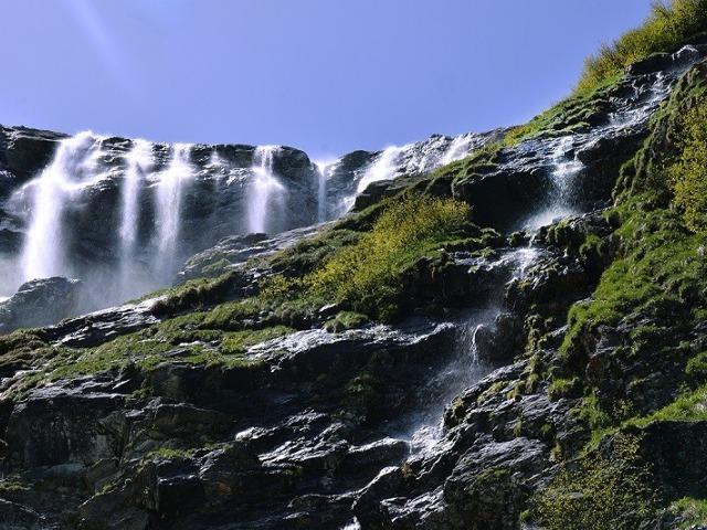 Путешествие к Софийским водопадам Архыза