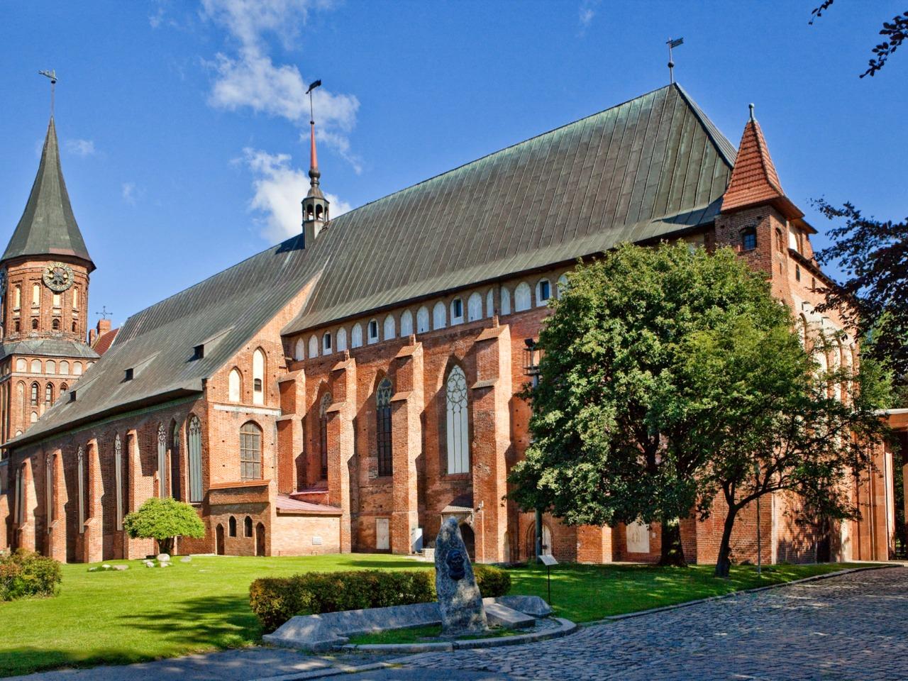 Город Калининград во всей красе! - индивидуальная экскурсия в Калининграде от опытного гида