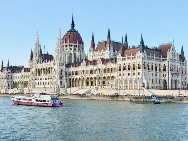 """""""Три жемчужины"""" Будапешта"""