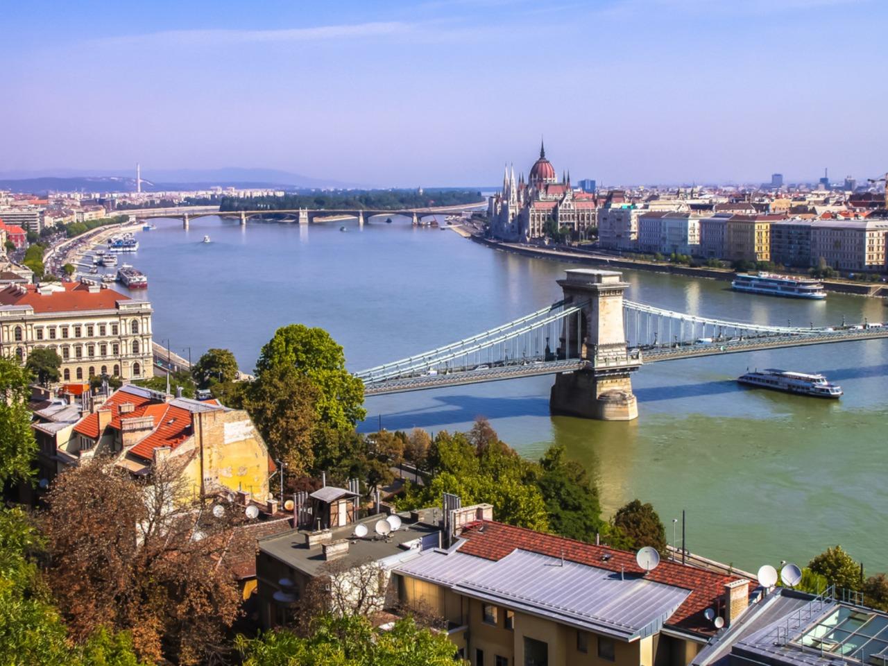 Утренний Будапешт - индивидуальная экскурсия в Будапеште от опытного гида