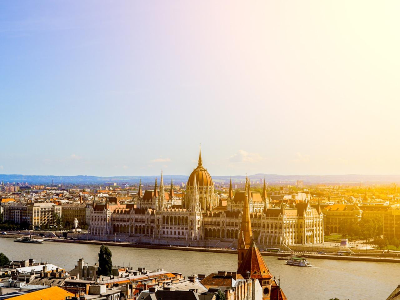 """Онлайн-экскурсия """"Буду в Буде!"""" - индивидуальная экскурсия в Будапеште от опытного гида"""