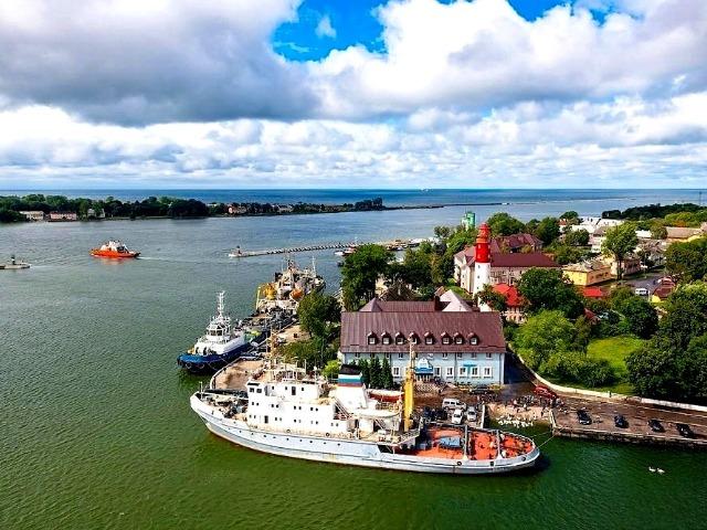 Балтийское побережье  за один день