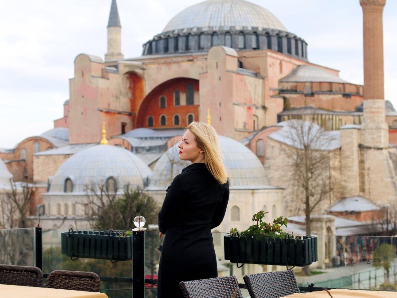 Фотосессия в историческом центре - индивидуальная экскурсия в Стамбуле от опытного гида