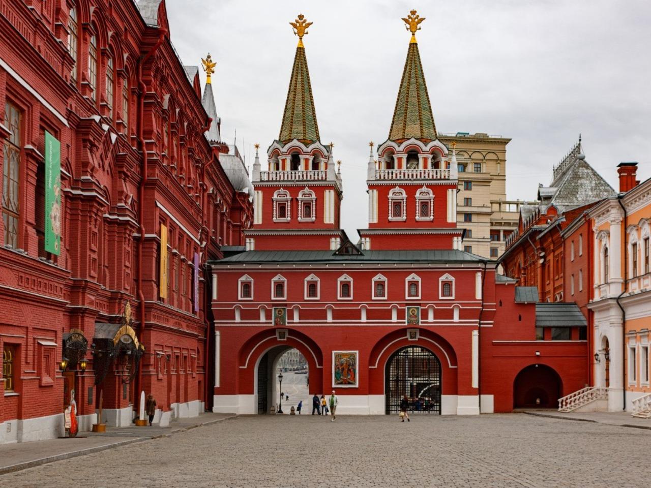 Москва торговая - индивидуальная экскурсия по Москве от опытного гида