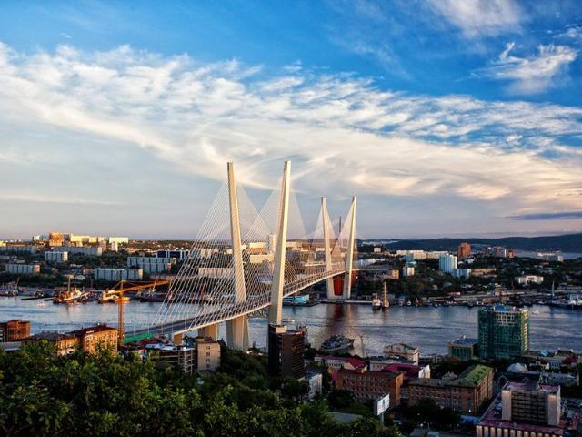 Весь Владивосток за один день