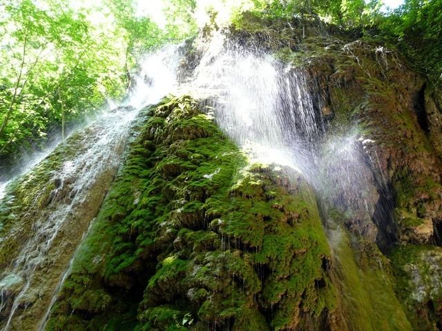 Путешествие к Гебиусским водопадам
