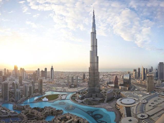 Дубай — сердце Персидского залива