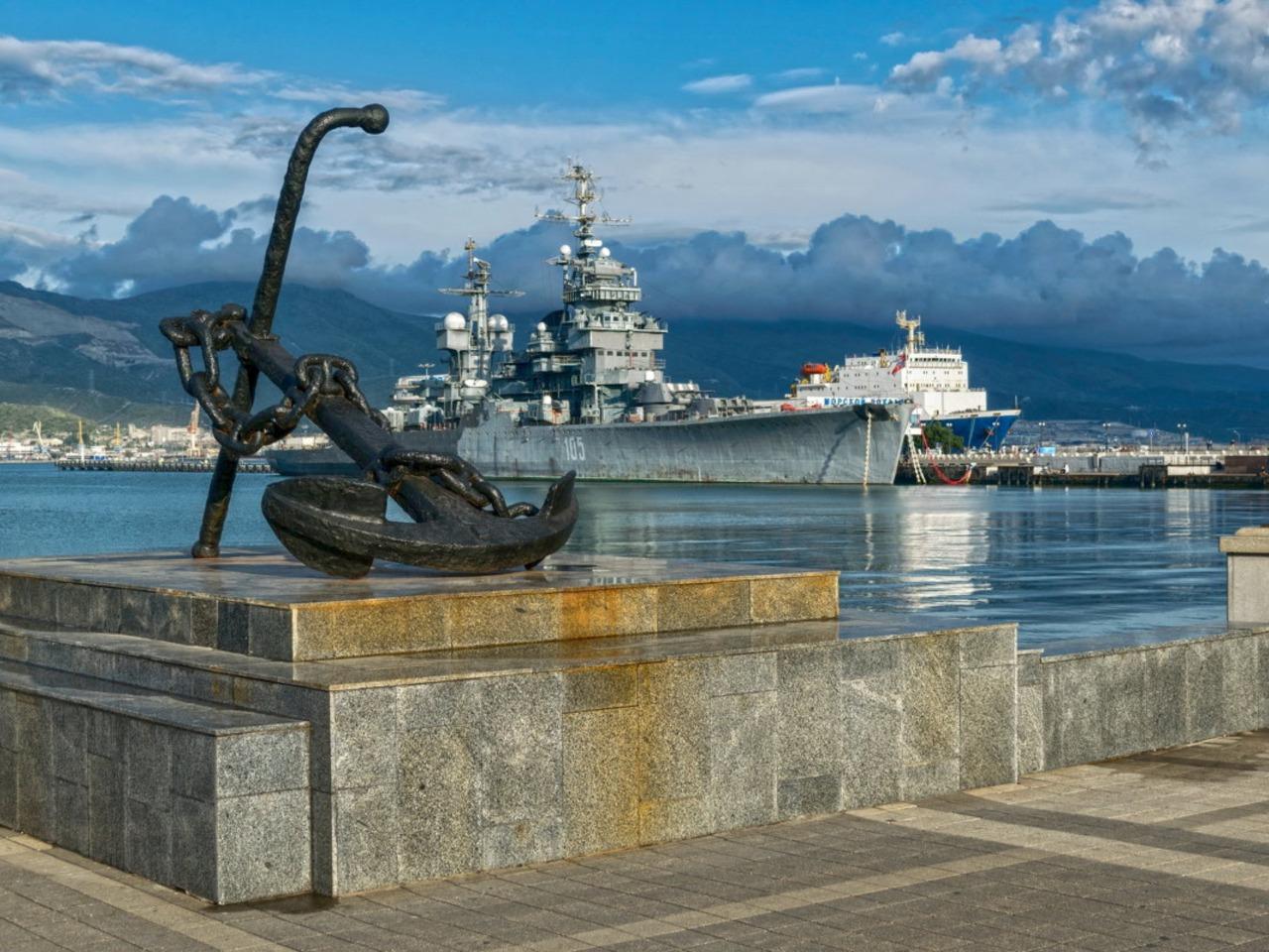 Новороссийск - мощь и слава морской державы! - групповая экскурсия в Анапе от опытного гида