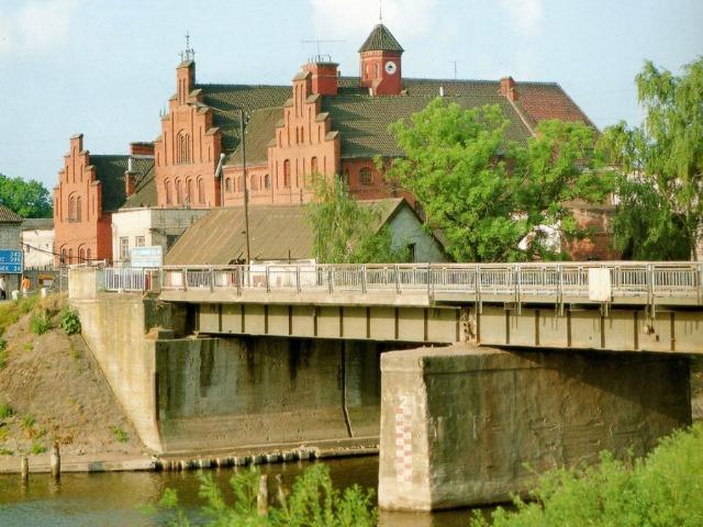 Замок Тапиау и кирха Норкиттена