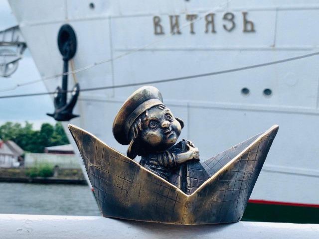 Кенигсберг в Калининграде: найти и рассмотреть