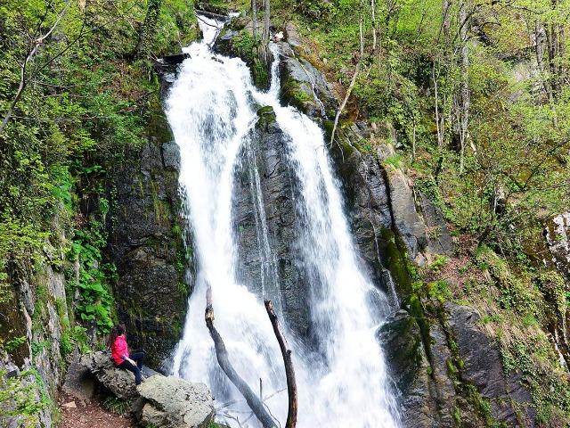 3 водопада за день