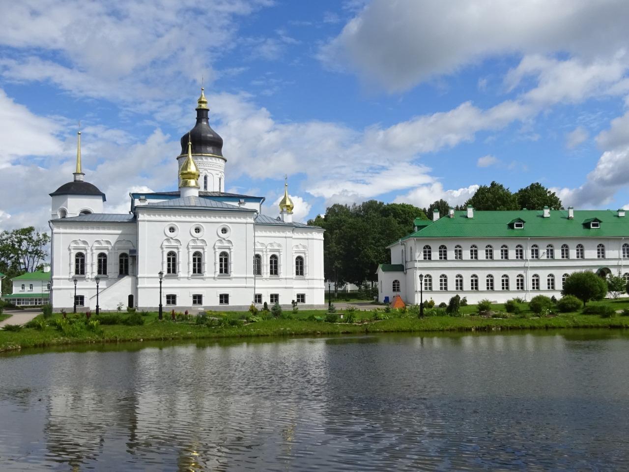 Православное ожерелье Пскова - индивидуальная экскурсия в Пскове от опытного гида