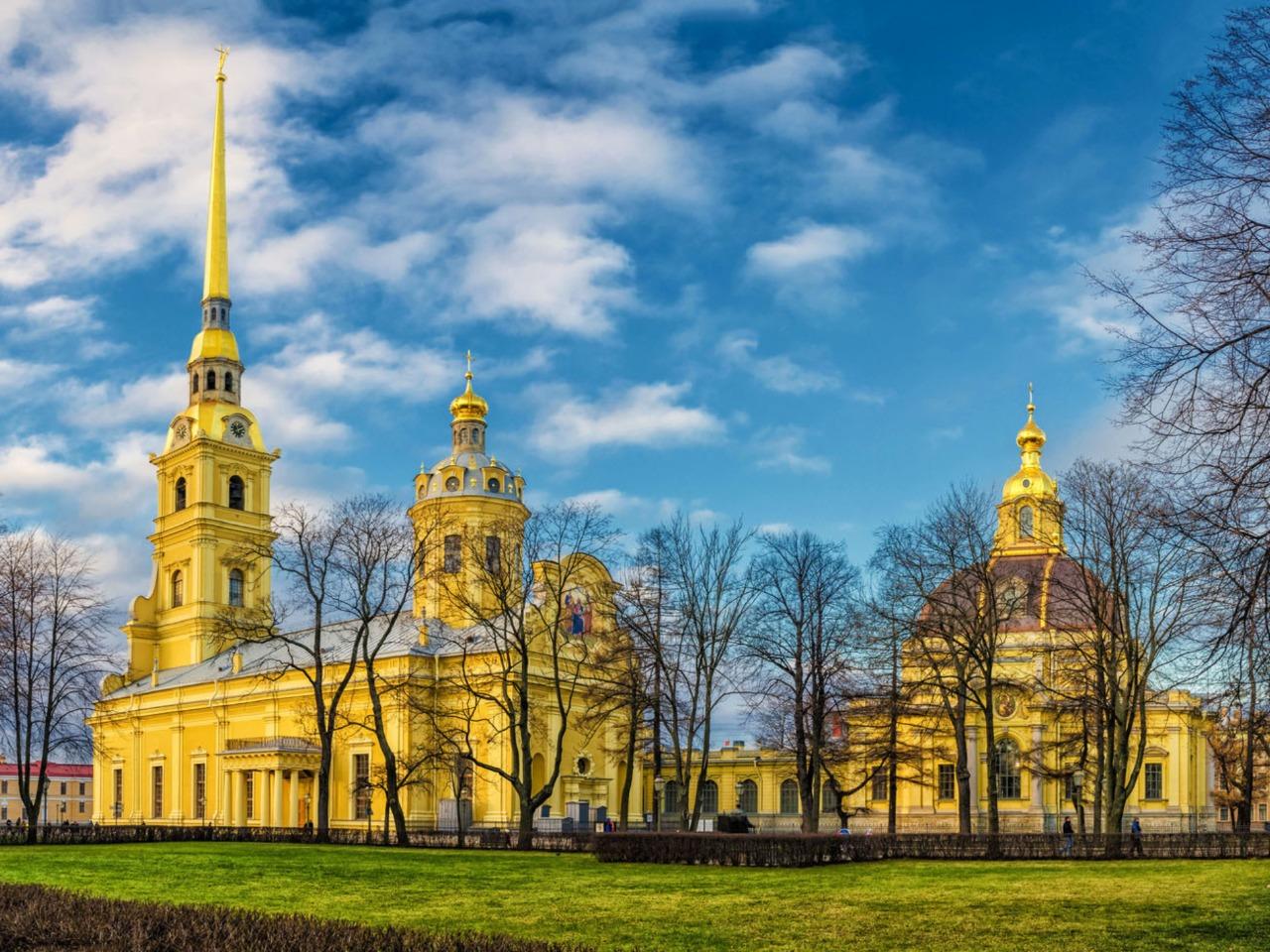 Петропавловская крепость - индивидуальная экскурсия по Санкт-Петербургу от опытного гида
