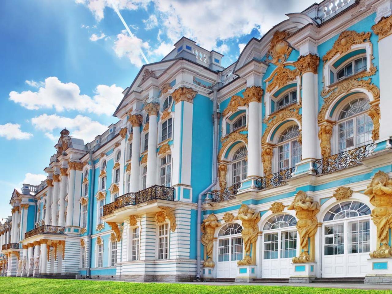 Царское Село (Пушкин) - индивидуальная экскурсия по Санкт-Петербургу от опытного гида