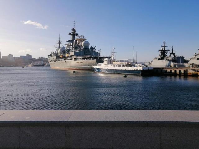 Владивосток: узнать город за один день!
