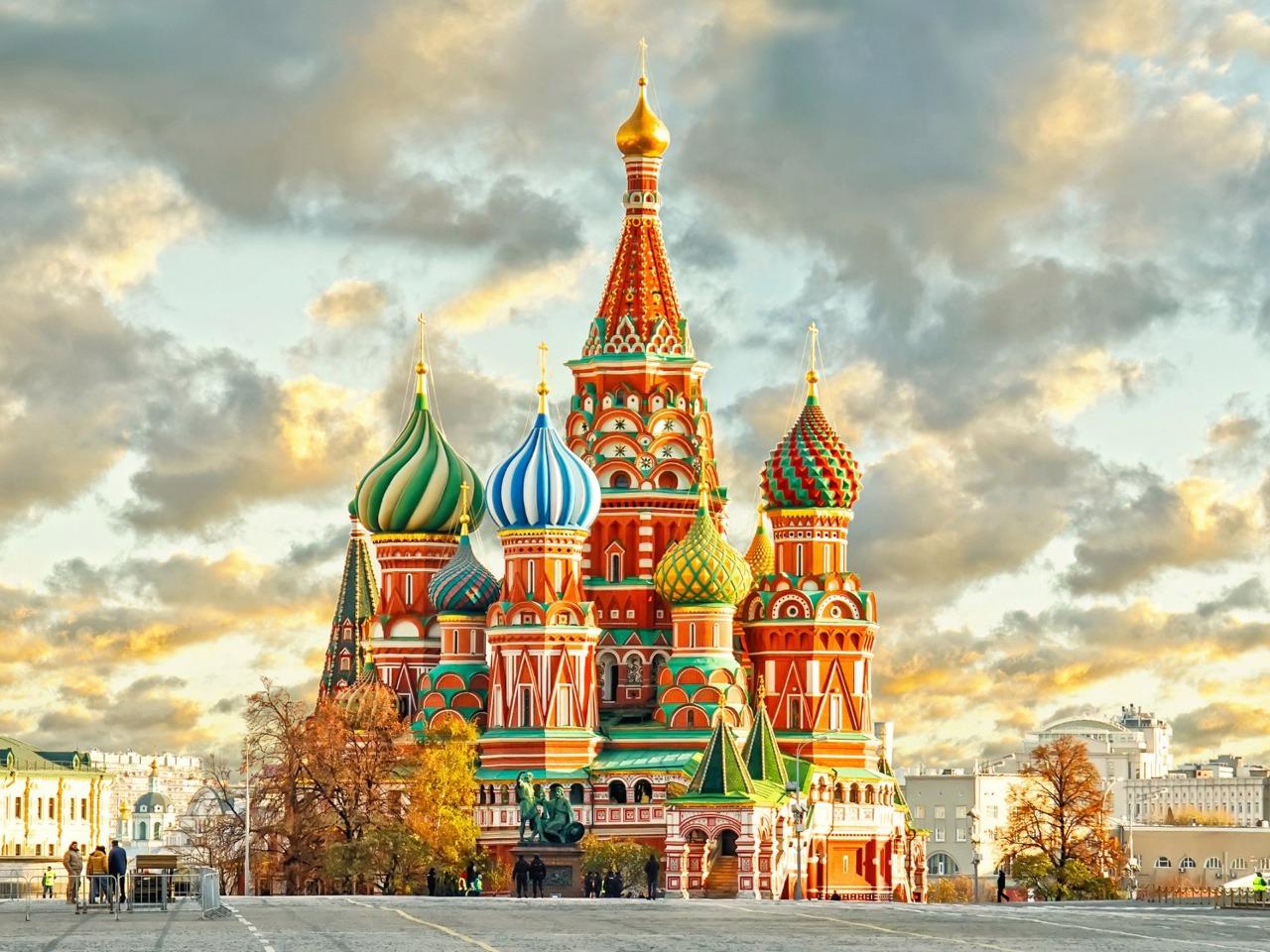 Откуда пошла Земля Московская? - индивидуальная экскурсия по Москве от опытного гида