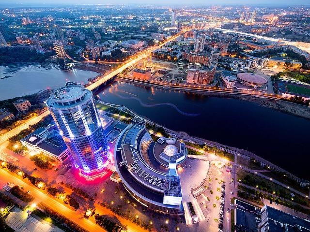 Екатеринбург: экспресс-знакомство с городом