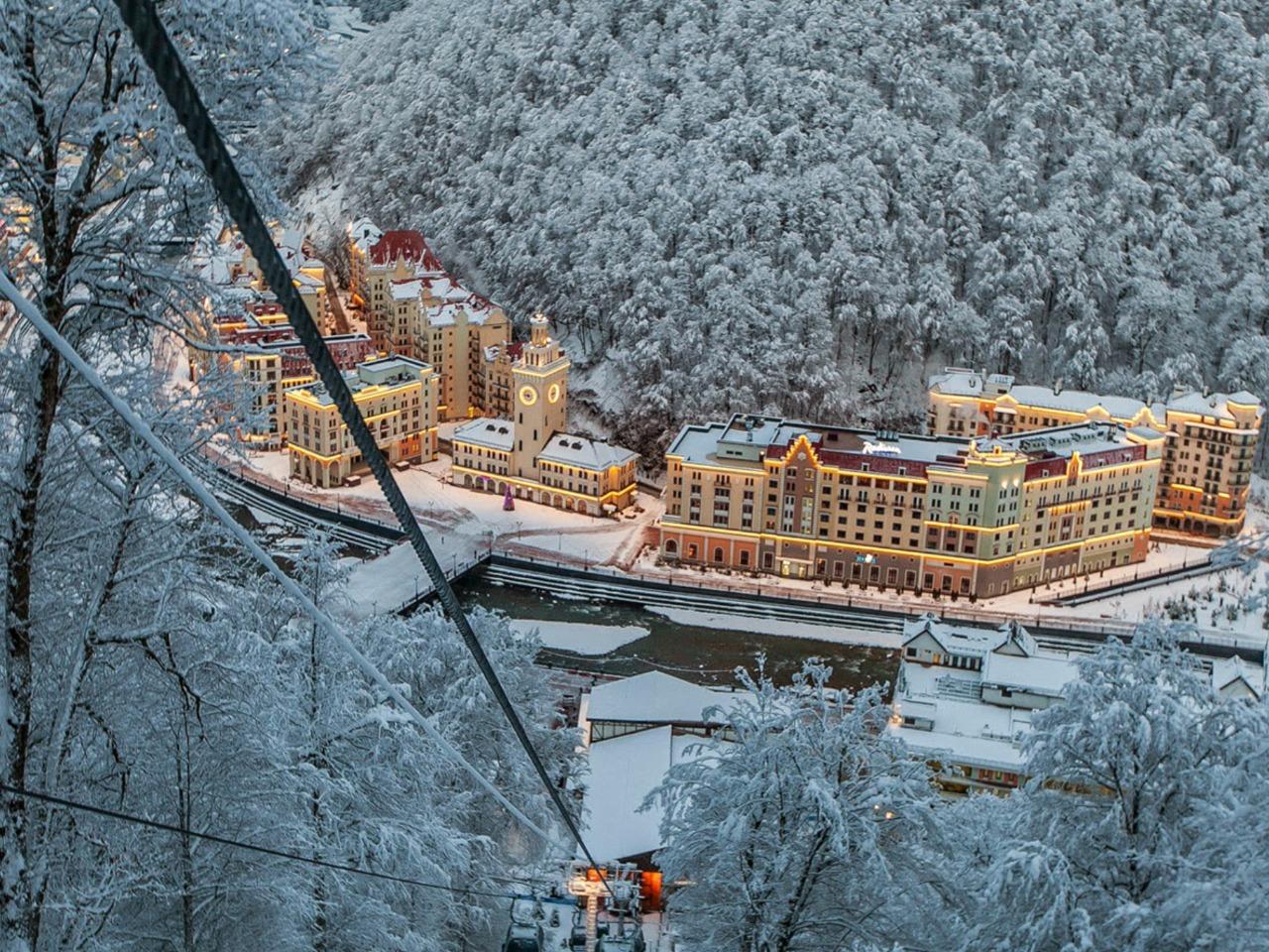 Красная Поляна: от поселка до мирового курорта - индивидуальная экскурсия в Сочи от опытного гида