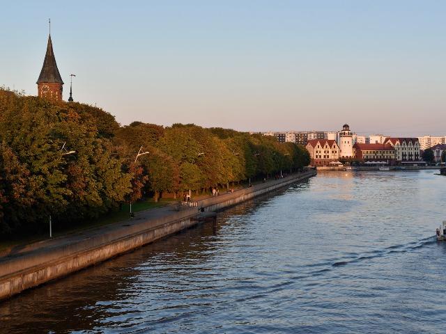 Калининград: немецкое наследие русского города