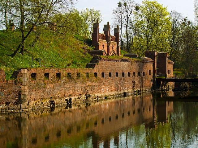 Замки Восточной Пруссии
