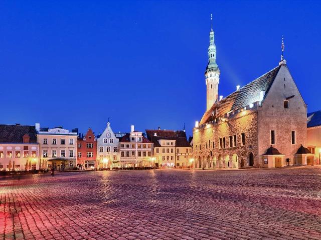 Таллинская ратуша - сердце города