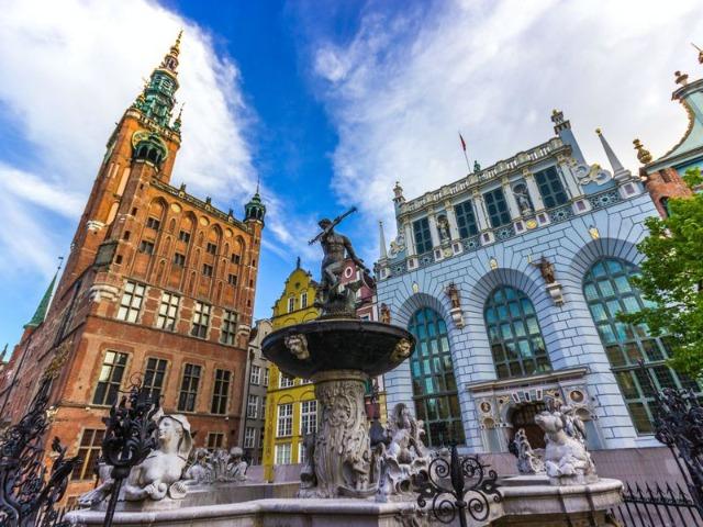 Из Калининграда в Польшу: Гданьск и Мальборк