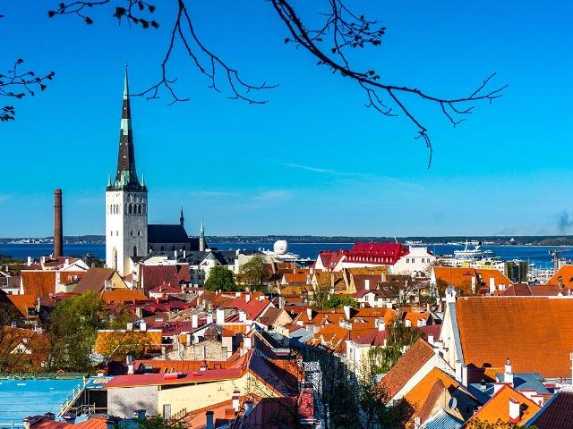 Таллин: средневековый город на берегу моря