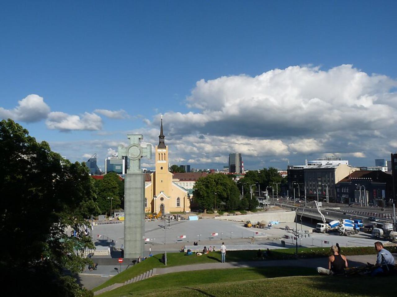 За пределами крепостных стен - групповая экскурсия в Таллине от опытного гида
