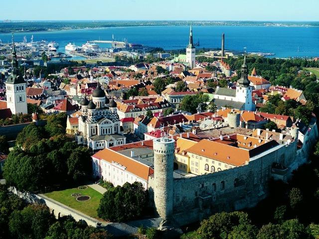 Таллин - культурная столица Европы