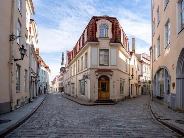 Таллин — город мастеров