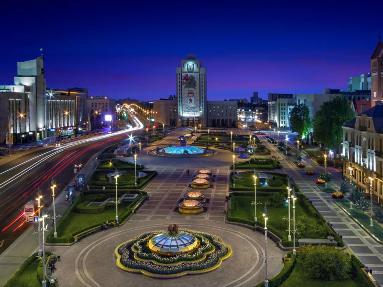 Минск: из глубин веков до современного мегаполиса - индивидуальная экскурсия в Минске от опытного гида