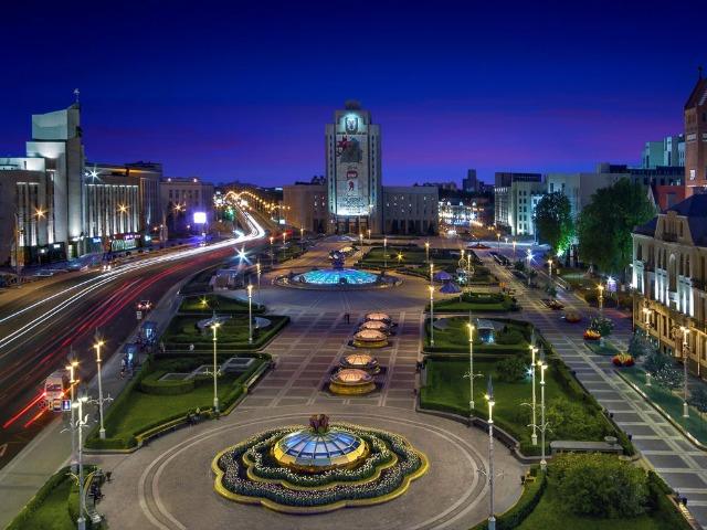 Минск: из глубин веков до современного мегаполиса