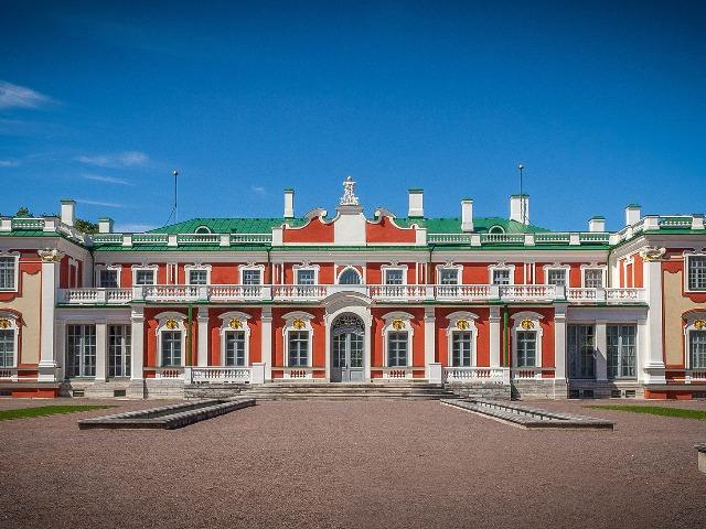 Кадриорг -  музей во дворце