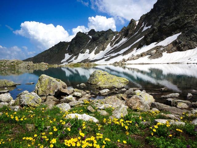Путешествие к горным красотам Архыза