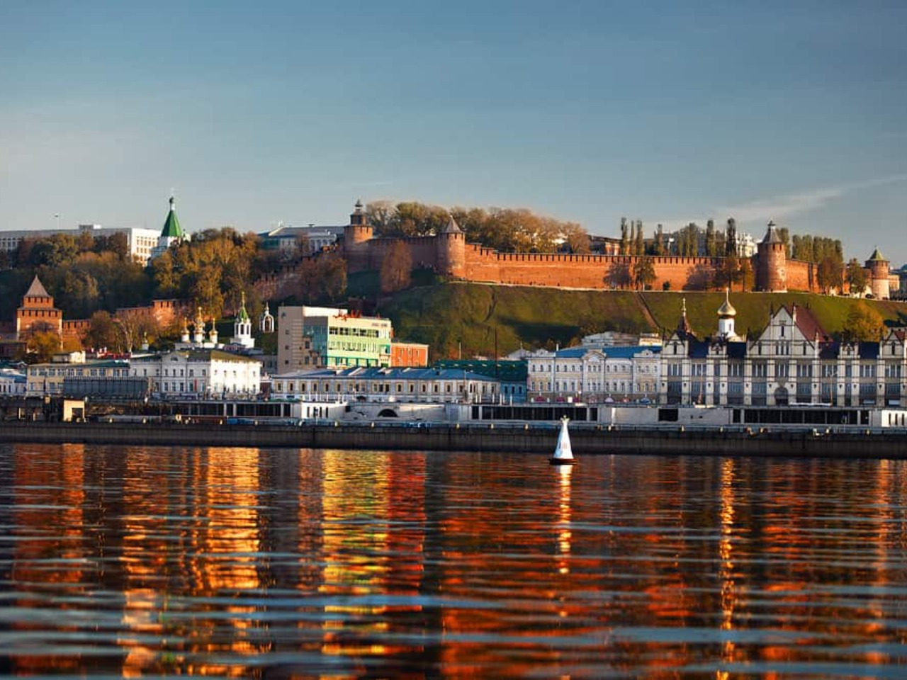 Обзорная задорная по городу пешком - индивидуальная экскурсия по Нижнему Новгороду от опытного гида