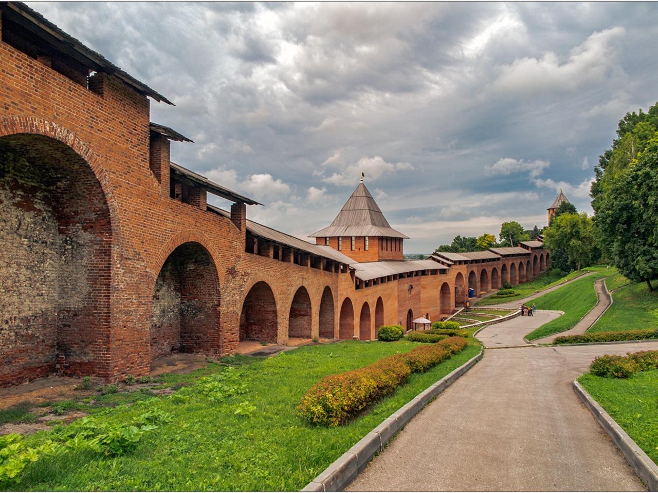 Откуда есть пошел город Нижний Новьград - индивидуальная экскурсия по Нижнему Новгороду от опытного гида