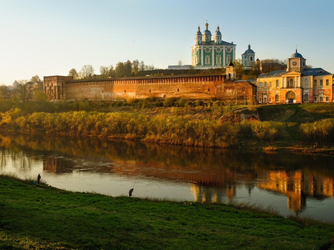 Исторический Смоленск: Талашкино и Флёново  - индивидуальная экскурсия по Смоленску от опытного гида