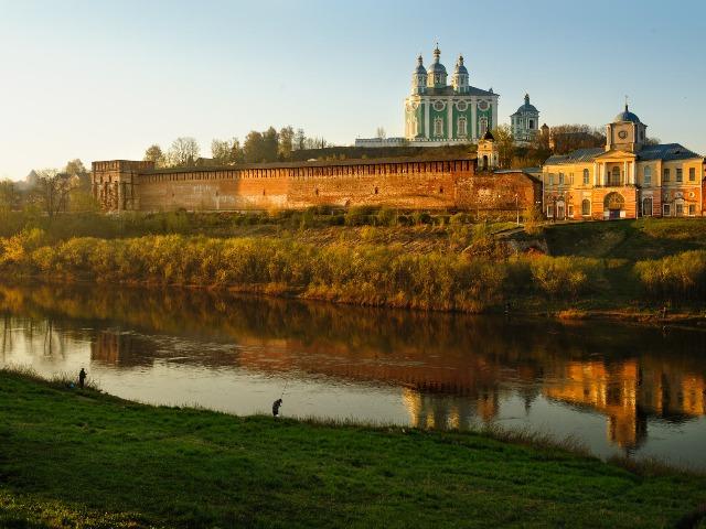Исторический Смоленск: Талашкино и Флёново