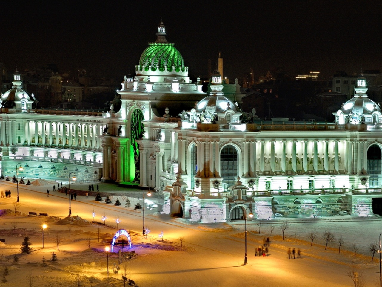 Экскурсионный супер-день в Казани - индивидуальная экскурсия в Казани от опытного гида