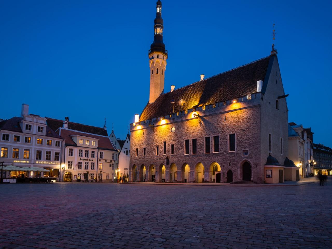 Таллин: экскурсия в городскую ратушу - индивидуальная экскурсия в Таллине от опытного гида