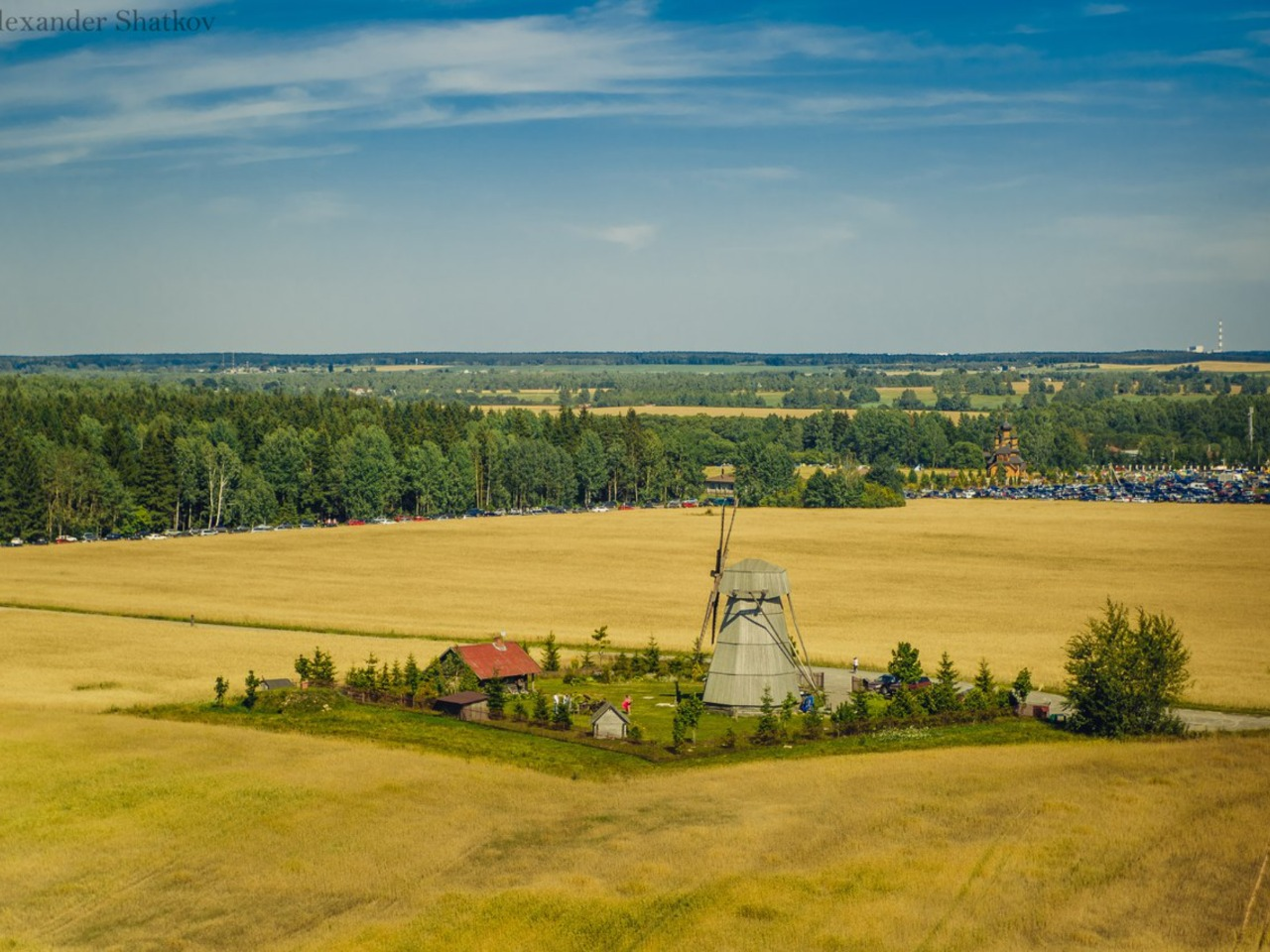 Путешествие в Дудутки - индивидуальная экскурсия в Минске от опытного гида