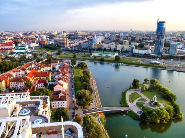 Минск — город мечты. Обзорная экскурсия